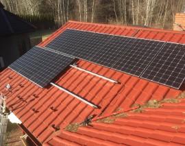 System 3,3 kWp z możliwością rozbudowy